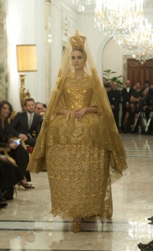 La Alta Moda de Dolce & Gabbana