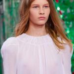 La modelo de 14 años Sofia Mechetner
